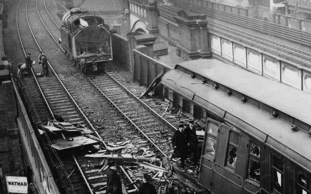 鉄道の背骨、心理学の理解を変えた謎の病気
