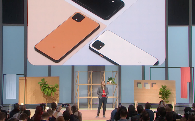 Google Pixel 4 - первый телефон со встроенным радаром