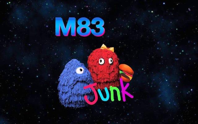 M83 เพิ่งลงอัลบั้มใหม่ทั้งหมดบน YouTube ซึ่งเจ๋งมาก