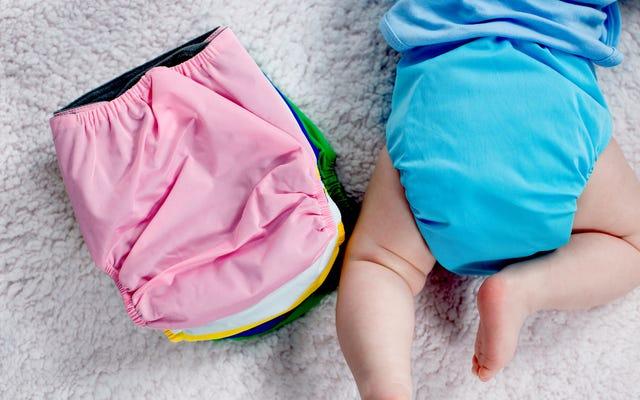 Cosa devi sapere prima di iniziare a indossare i pannolini di stoffa