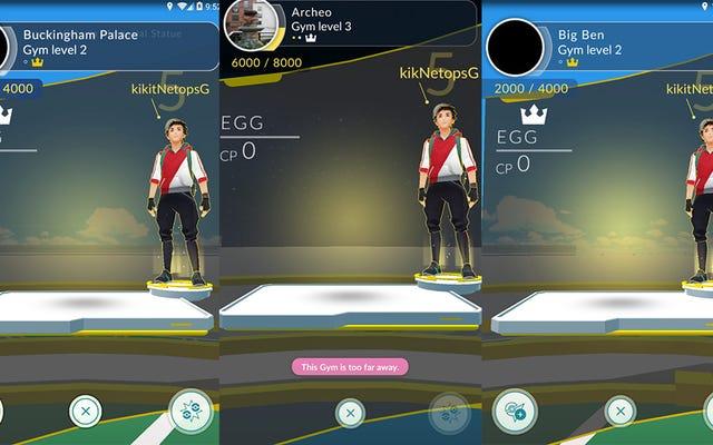 Pokémon Go necesita desesperadamente un sistema de recompensas por errores