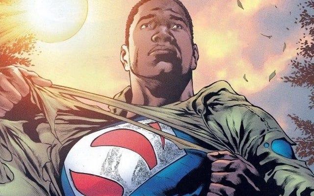 スーパーマンが黒くなければならない理由(科学によると)