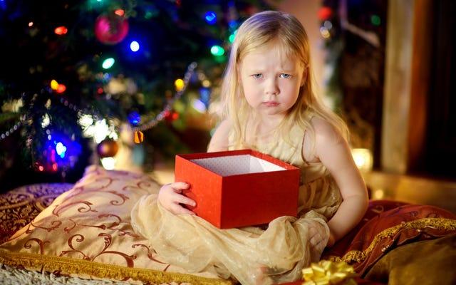 どのようにあなたはあなたの子供に優雅に贈り物を受け取るように教えることができますか?