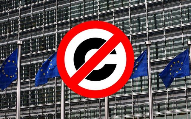 Les pères fondateurs d'Internet plaident pour que l'UE écrase sa mauvaise loi sur le droit d'auteur