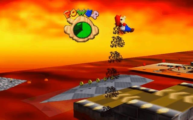 Glitchy Smoke ของ Super Mario 64 ได้รับการแก้ไขแล้วหลังจาก 24 ปี