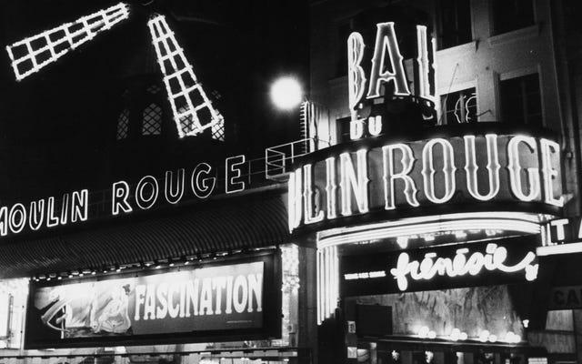 Kuda Kiamat Yang Manakah Moulin Rouge Ini! Musikal