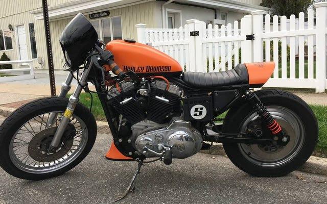 ด้วยราคา 6,900 ดอลลาร์ Harley Davidson 1200 Sportster ปี 1988 ที่กำหนดเองนี้จะเป็น Cup Of Caféของคุณได้หรือไม่?