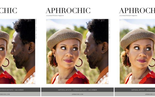 हमारा जीवन, हमारी शैली: प्रशंसित जीवन शैली ब्रांड AphroChic हमारे लिए एक पत्रिका लॉन्च करता है, हमारे द्वारा