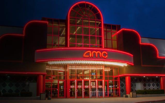 AMC、リーガル、アラモドラフトハウス、シネマークはコロナウイルスのために劇場を閉鎖しています