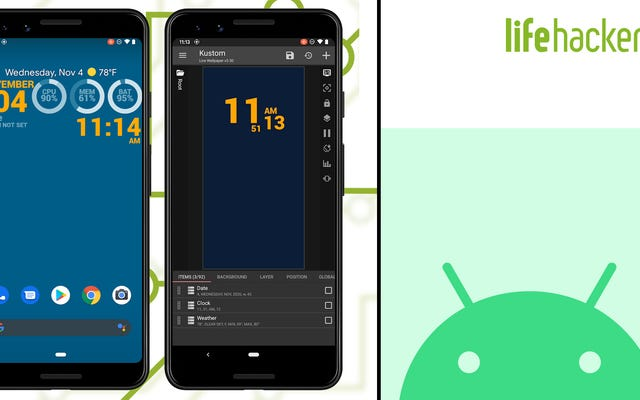 Come truccare la schermata iniziale di Android proprio come un iPhone