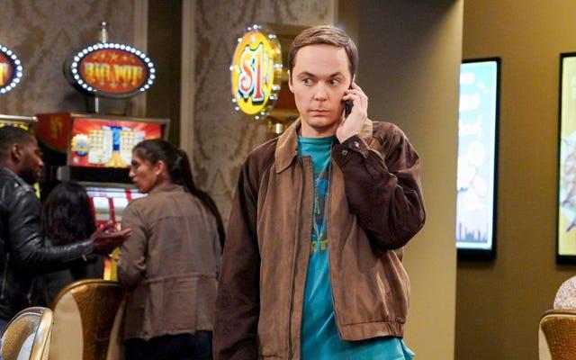 Jim Parsons là người đã đưa ra lý thuyết về The Big Bang Theory, rõ ràng là
