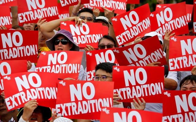 Çin'in Hong Kong Protestolarını Bastırmak İçin Telegram Mesajlaşma Uygulamasına Karşı Siber Saldırılar Düzenlediği İddiası