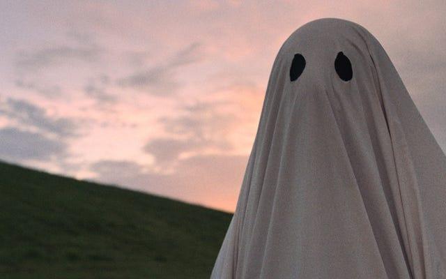Une histoire de fantôme peut vous hanter, même si vous pensez que le fantôme a l'air idiot
