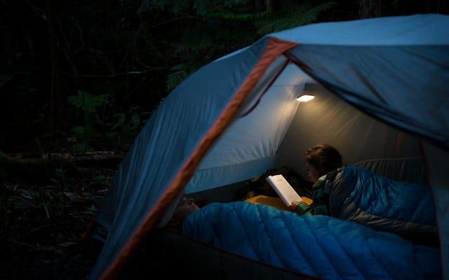 Las mejores soluciones de iluminación de campamento para iluminar las noches oscuras al aire libre