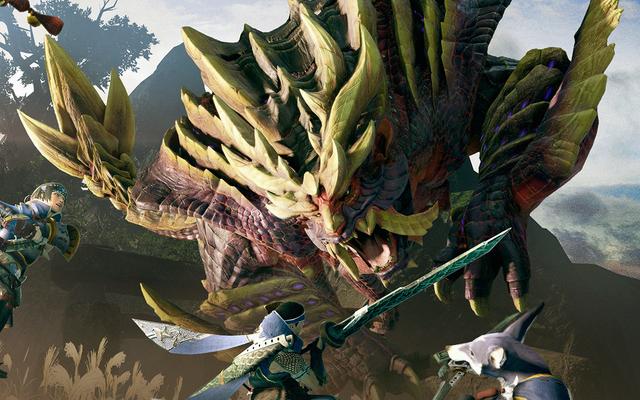 """Une société japonaise crée """"Monster Hunter Holiday"""" pour la sortie du nouveau jeu"""