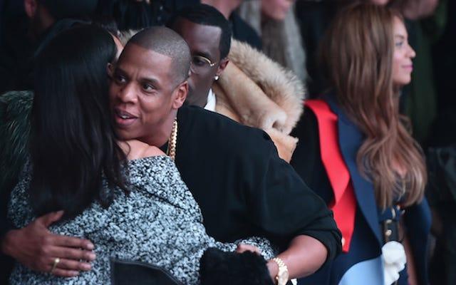 Beyoncé quiere que Rihanna se mantenga alejada de Jay Z, otra vez