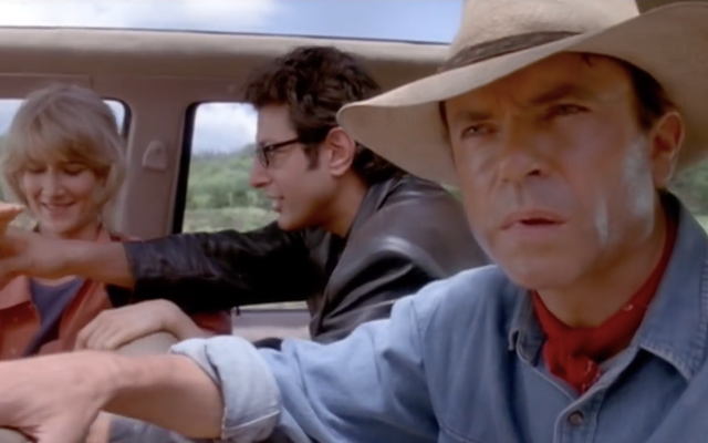 Ну, ну вот и оно: Герои Юрского периода вернулись в Jurassic World 3