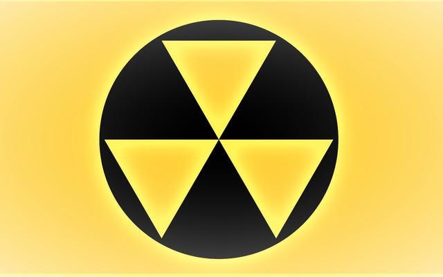 Cómo sobrevivir a la lluvia radiactiva