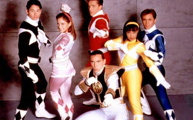 Pemeran Power Rangers Asli Reuni Untuk Pertama Kalinya! [MEMPERBARUI]