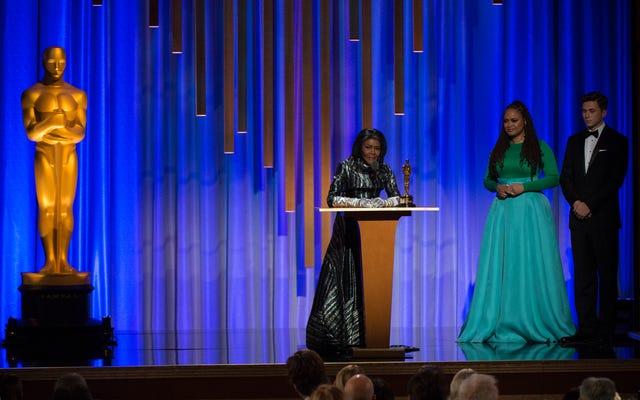 Le couronnement de notre reine Cicely Tyson aux Governors Awards 2018