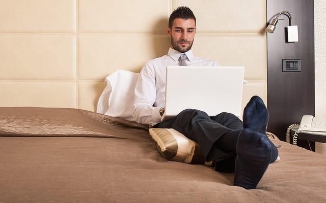 ホテルに100万のWi-Fiネットワークがあるのはなぜですか?