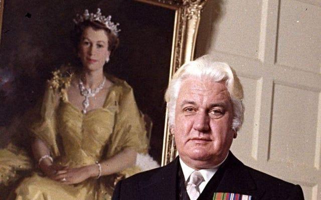 ЦРУ рассекретило отчет о человеке, свергнувшем правительство Австралии в 1975 году