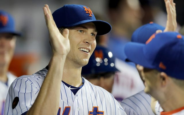 Holy Shit, The Mets Really Paid Jacob deGrom
