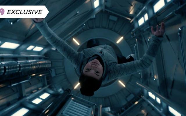ニコロデオンの宇宙飛行士が子供たちの盗まれた宇宙船の中に私たちを連れて行く