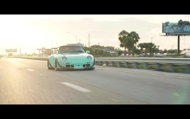Ваши глаза не готовы увидеть рождение новейшего Porsche с RWB в разрешении 4K
