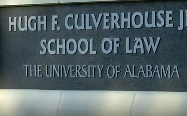 アラバマ大学が2,650万ドルをプロチョイスドナーに返還する予定