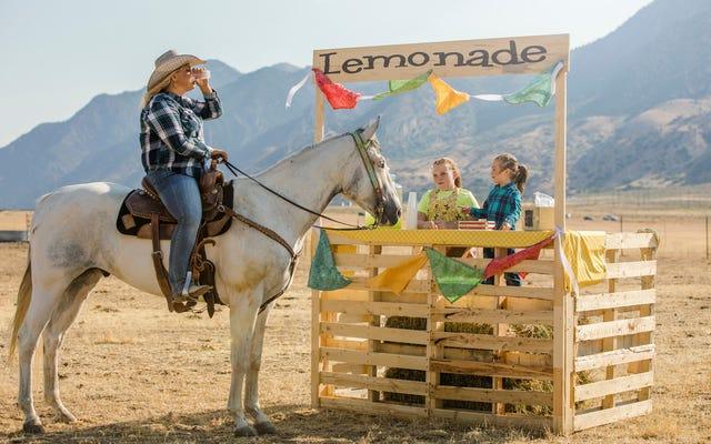 Лимонад теперь на 100% легален в Техасе