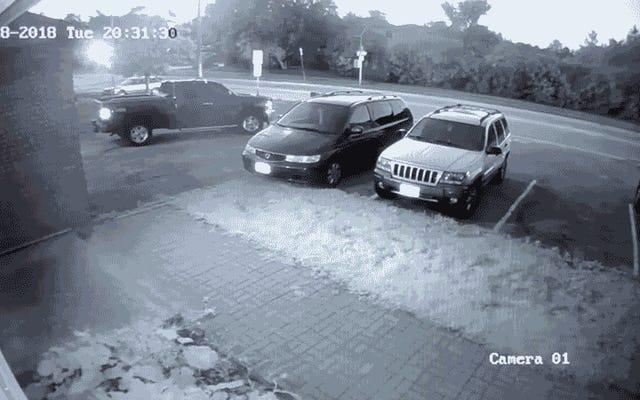 Un conducteur de Tesla Model S condamné à une amende pour avoir roulé si vite que la voiture s'est envolée