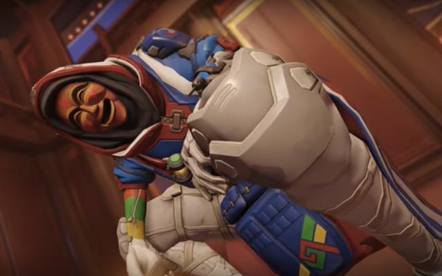 El nuevo aspecto de Ana está volviendo loco a algunos jugadores de Overwatch