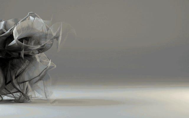 उनके आंदोलनों के एक 3 डी एनीमेशन के माध्यम से कुंग-फू की विस्मयकारी सुंदरता को कैप्चर करें