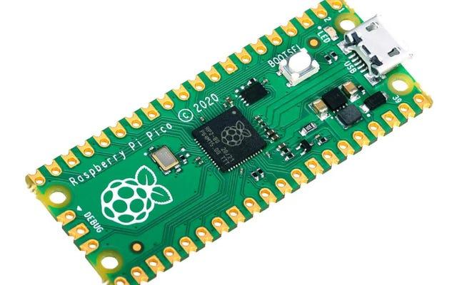 Raspberry Pi presenta una nueva placa de $ 4 y su propia silicona
