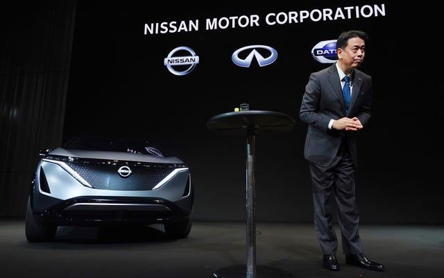 L'amministratore delegato di Nissan punta tutto