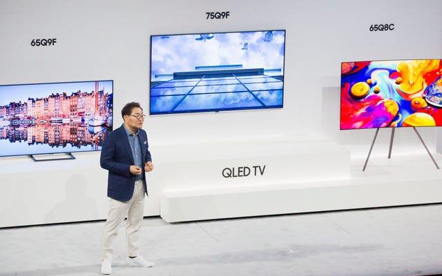 W miarę przechodzenia firmy Apple na usługi, jej aplikacja iTunes będzie dostępna w telewizorach Samsung Smart TV