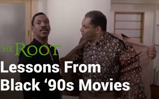 Regardez: Tout ce que j'ai besoin de savoir sur la vie, j'ai appris des films noirs des années 90