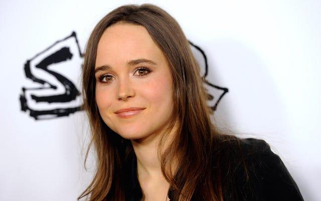 Publicaciones de Ellen Page en Facebook sobre el abuso de Brett Ratner, llama a enfocarse más allá de las actrices de Cis White