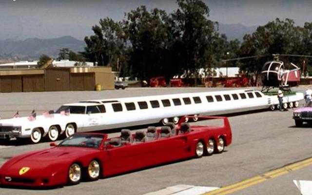 Welt längste innen von der limousine Stretchlimousine Hersteller,