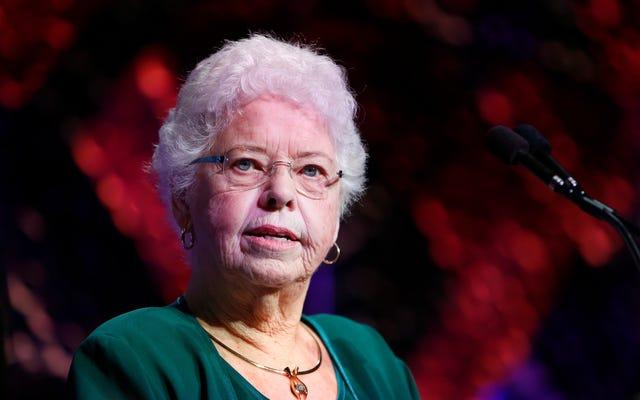 RIP Джоанн Роджерс, известный музыкант и жена мистера Роджерса