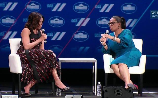नफरत से निपटने पर मिशेल ओबामा की सलाह: 'सर्वश्रेष्ठ बदला सफलता है'