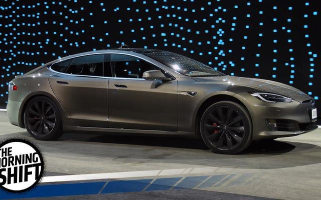 Tesla Model S Tüketici Raporları Tarafından Aranıyor