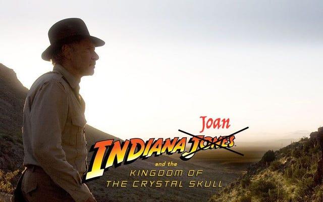 Này, Hollywood, Thế còn Jane Bond?