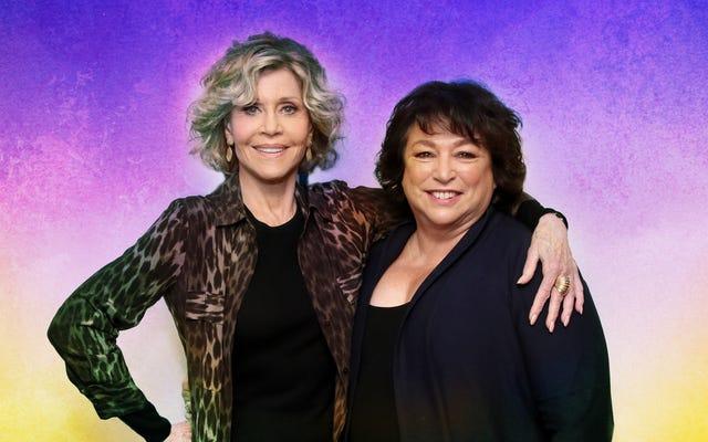 La regista Susan Lacy parla della decostruzione di un'icona in Jane Fonda In Five Acts