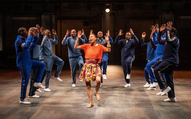 Amore, perdita e vita per raccontare la storia: Lindiwe è una celebrazione della canzone avvolta in una storia familiare