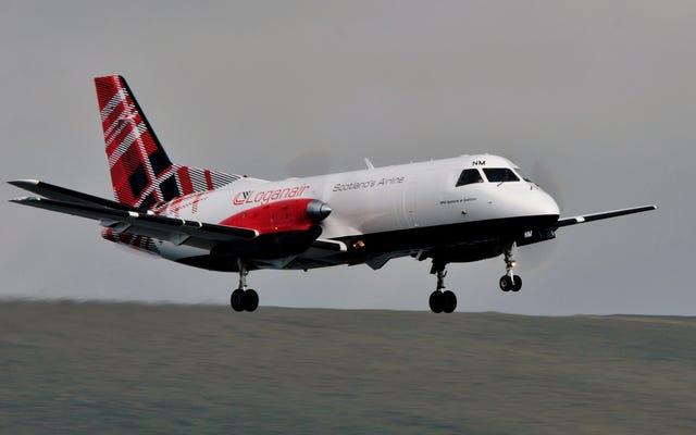 世界で最も短い商用飛行はわずか90秒続きます