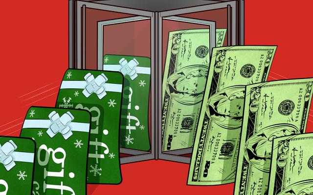 不要なギフトカードを販売、取引、寄付する方法