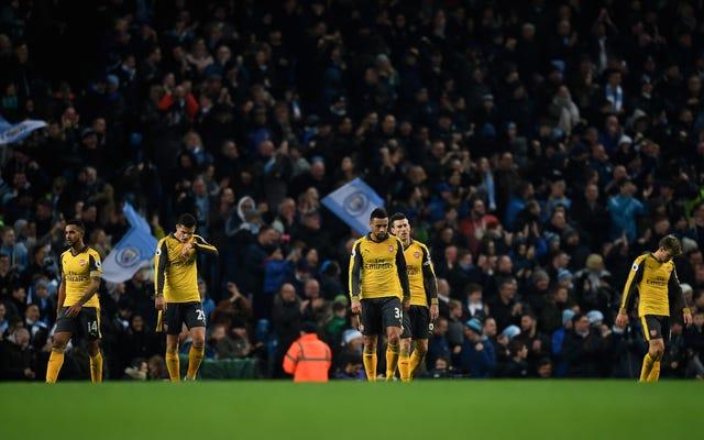 Arsenal Sezonunun Cephaneliği Başladı