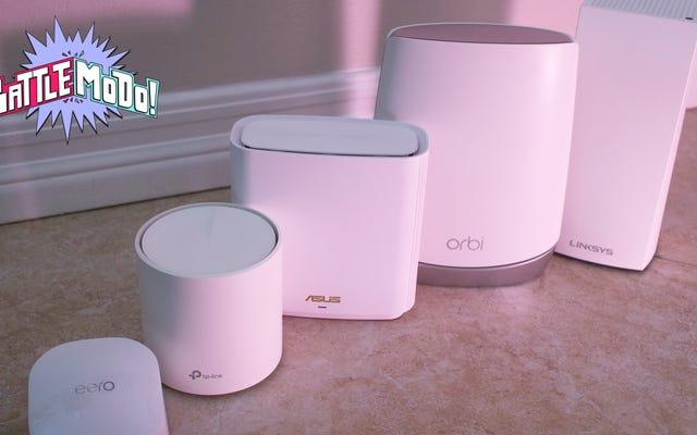 Bộ định tuyến lưới tốt nhất với Wi-Fi 6 có giá rất phải chăng